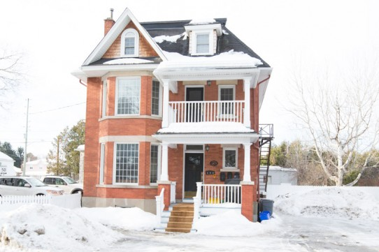 982 Fisher Ave, Apt 2- $1495 + hydro